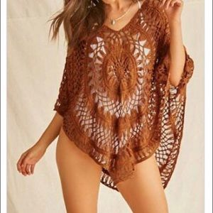 Shawl / cover up / fall accessory